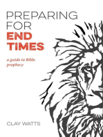 Preparing for End Times