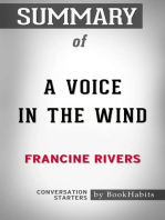 Summary of A Voice in the Wind