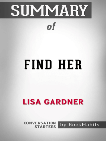 Summary of Find Her