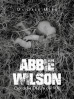 Abbie Wilson - Cronache Oscure del 900