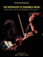 The workshop of ensemble music: Educational and socio-pedagogical strategies