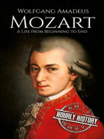 Wolfgang Amadeus Mozart: A Life From Beginning to End: Composer Biographies, #1