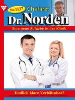Chefarzt Dr. Norden 1137 – Arztroman