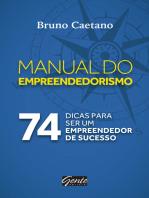 Manual do empreendedorismo