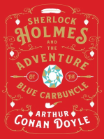 Sherlock Holmes and the Adventure of the Blue Carbuncle