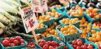 Organic Sanitizer Kills Bacteria On Fresh Veggies