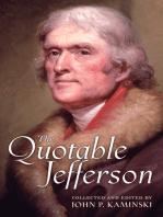 The Quotable Jefferson