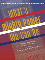 What a Mighty Power We Can Be