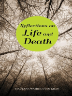 Reflections on Life and Death