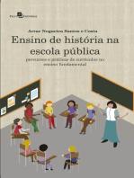 Ensino de História na Escola Pública