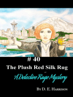 The Plush Red Silk Rug