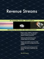Revenue Streams A Complete Guide - 2019 Edition