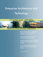 Enterprise Architecture And Technology A Complete Guide - 2019 Edition