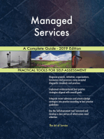 Managed Services A Complete Guide - 2019 Edition