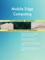 Mobile Edge Computing A Complete Guide - 2019 Edition