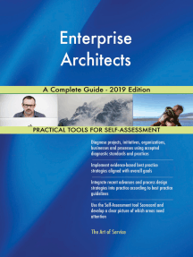 Enterprise Architects A Complete Guide - 2019 Edition