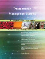 Transportation Management Systems A Complete Guide - 2019 Edition