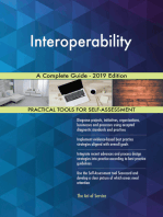 Interoperability A Complete Guide - 2019 Edition