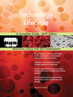 Technology Lifecycle A Complete Guide - 2019 Edition