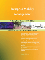 Enterprise Mobility Management A Complete Guide - 2019 Edition