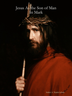 Jesus As the Son of Man In Mark