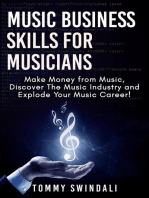 Music Business Skills For Musicians