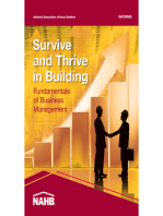 Survive and Thrive in Building