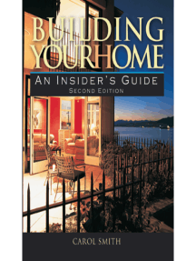 Building Your Home: An Insider's Guide