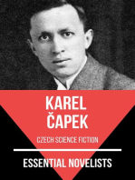 Essential Novelists - Karel Capek