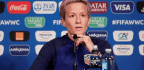 Megan Rapinoe Is On to Him, and Trump Can't Stand It