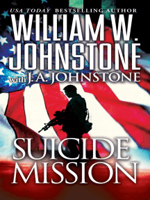 Suicide Mission (Thriller)