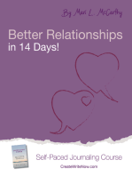 Better Relationships in 14 Days!