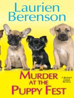 Murder at the Puppy Fest