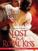 Lost in a Royal Kiss
