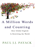 A Million Words And Counting