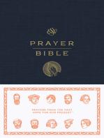 ESV Prayer Bible