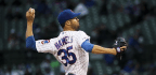 Cole Hamels Leaves Before 2nd Inning Of Cubs Game Vs. Reds