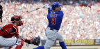 Cubs Slug Their Way To 6-0 Win Over Reds; Benches Empty After Pedro Strop Hits Yasiel Puig