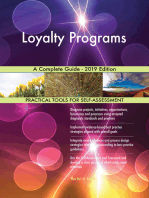 Loyalty Programs A Complete Guide - 2019 Edition