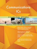 Communications ICs A Complete Guide - 2019 Edition