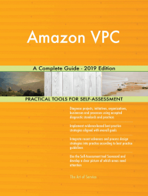 Amazon VPC A Complete Guide - 2019 Edition