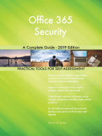 Office 365 Security A Complete Guide - 2019 Edition