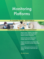 Monitoring Platforms A Complete Guide - 2019 Edition