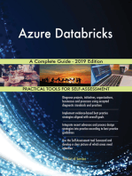 Azure Databricks A Complete Guide - 2019 Edition