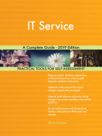 IT Service A Complete Guide - 2019 Edition