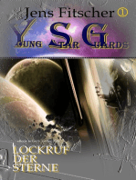 Lockruf der Sterne (Young Star Guards 1)