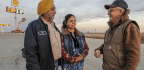 Sikh Drivers Are Transforming US Trucking. Take A Ride Along The Punjabi American Highway