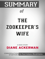 Summary of The Zookeeper's Wife