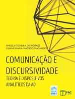 Comunicação e discursividade: Teoria e dispositivos analíticos da AD