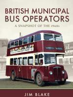 British Municipal Bus Operators